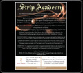 Strip Academy - Flyer1
